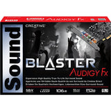 Creative Sound Blaster Audigy Fx (70SB157000000) 054651184633