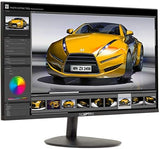 "Sceptre 27"" Ultra Thin 1080P LED Monitor up to 75Hz 2X HDMI VGA Build-in Speakers (E275W-19203R)"