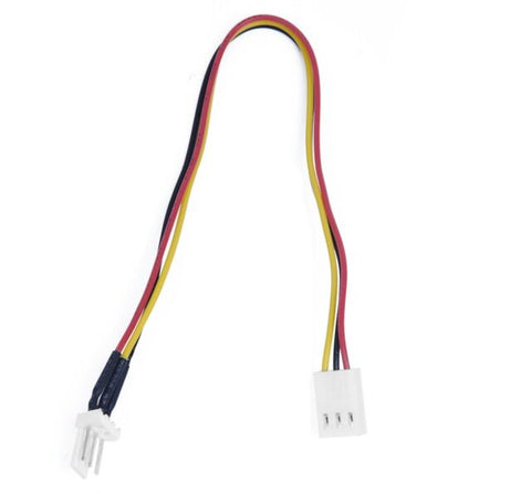8in 3 pin M/F Fan Extension Cable