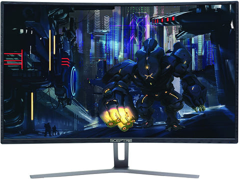 "C325B-144R Sceptre 32"" 144Hz 1800R Curved AMD FreeSync Gaming Monitor 792343331209-1"