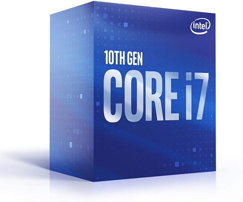 BX8070110700 Intel Core i7-10700 Desktop Processor 8 Cores up to 4.8 GHz LGA 1200 735858447737