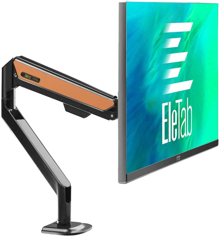 041-2006002 EleTab Single Monitor Desk Mount for 19.8 lbs 000020501778