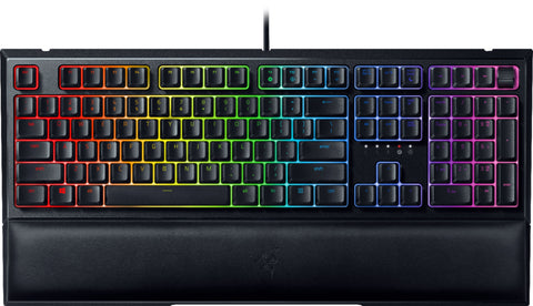 RZ03-03382000-N3M1 Razer Ornata V2 Wired Gaming Mecha-Membrane Keyboard 810056140229