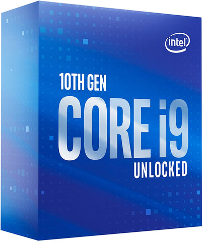 BX8070110850K Intel Core i9-10850K Desktop Processor 735858459273
