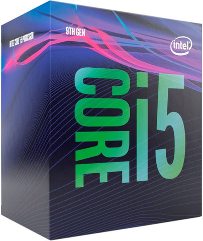Intel Core i5-9400 Processor 9M Cache UP to 4.10GHZ FC-LGA14A, 9th Gen, 6 Cores (BX80684I59400)