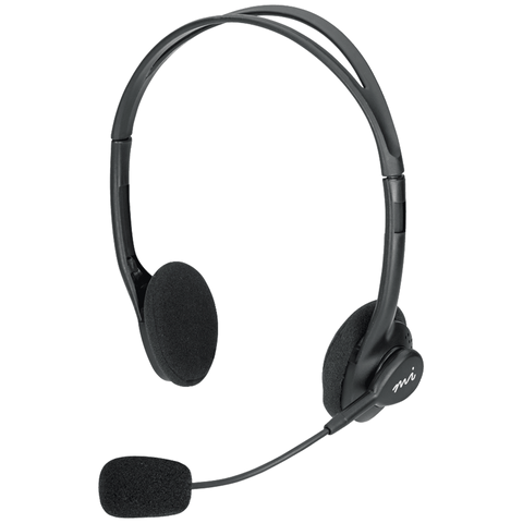 Micro Innovations MM 720H on-ear Multimedia Headset
