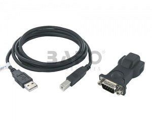BF-810 USB to Serial DB9 Male Adapter 800991000832