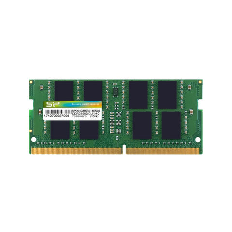 Silicon Power SODIMM DDR4-2400 for laptops - TAA Compliant - Limited Lifetime Warranty