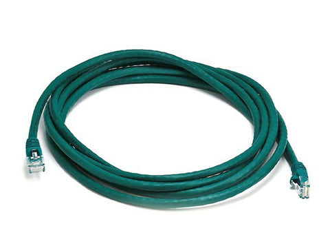 350 MHz UTP Cat5e RJ45 Network Cable, Green