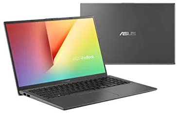 "ASUS® VivoBook 15 Laptop 15.6"", Intel Core i7, 8GB Mem, 256GB SSD, Win10 (F512JA-OH71) 192876786161"