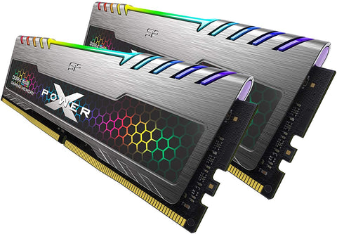 Silicon Power DDR4 XPOWER RGB Gaming Desktop Memory