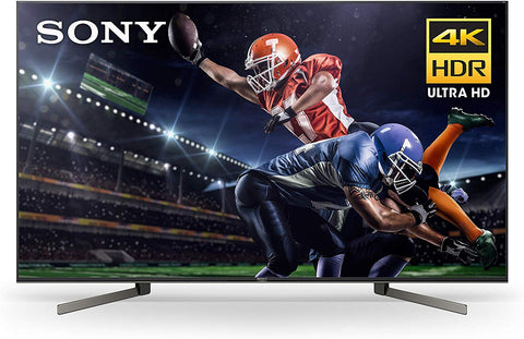 Sony X950G 65 Inch TV 4K Ultra HD Smart LED TV with HDR, 2019 XBR65X950G (6331578) 027242915718