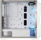 MCB-D500D-WGNN-S01 Cooler Master MasterBox TD500 Mesh White Airflow ATX Mid-Tower Case 884102067846