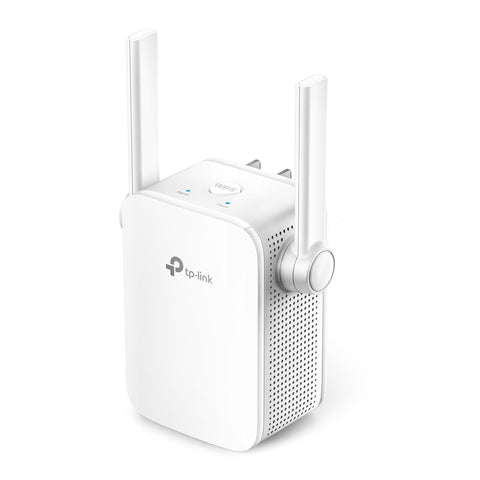 TP-Link N300 WiFi Range Extender, Up to 300Mbps, WiFi Extender, Repeater, Wifi Signal Booster (TL-WA855RE)