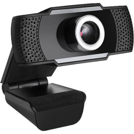 Adesso CyberTrack Auto Focus Webcam - 1080HD (CYBERTRACKH4) 783750010726