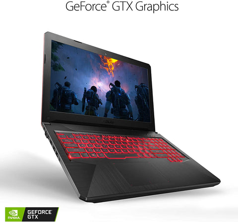 "ASUS Gaming Laptop FX504 15.6"" Full HD IPS-Level, 8th Gen Intel Core i5-8300H (FX504GD-NH51)"