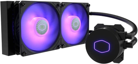 MLW-D24M-A18PC-R2 CoolerMaster MasterLiquid ML240L RGB V2, Close-Loop AIO CPU Cooler 884102067891