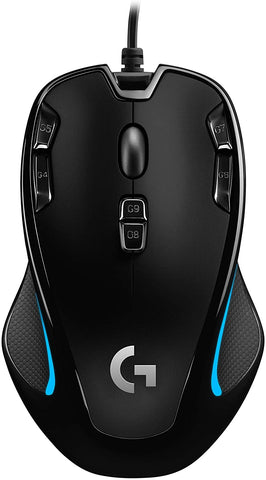 910-004360 Logitech G300s Optical Ambidextrous Gaming Mouse 097855108937