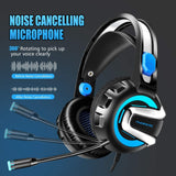Kotion Gaming Headset with Microphone (G3300) 698253104172