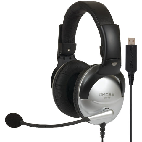 195752 Koss SB45 USB Communication Headset 021299178201