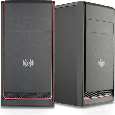 Cooler Master® MasterBoxE300L (Red) (MCB-E300L-KN5N-B00)