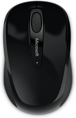 GMF-00030 Microsoft Wireless Mobile Mouse 3500 Black 885370202175