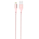 Silicon Power 1M Boost Link Nylon Lightning Sync & Charge Cable for iOS (LK30AL)