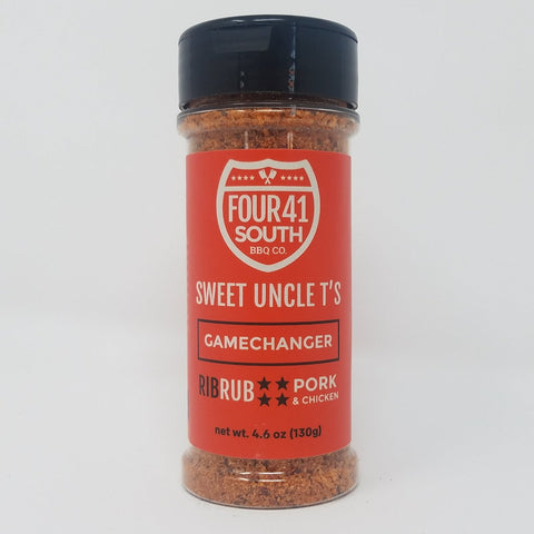 Sweet Uncle T's Gamechanger Rib Rub