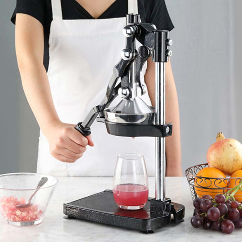 Soga Commercial Manual Citrus Juicer