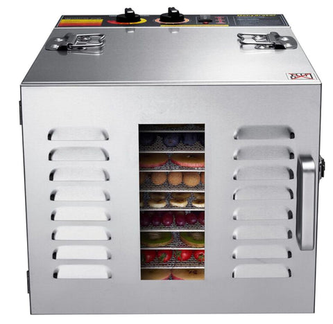 BioChef Arizona 10 Tray Commercial Food Dehydrator front