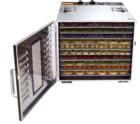 Arizona 10 tray food dehydrator mesh sheets