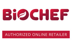 BIOCHEF BLENDERS AUTHORISED RETAILER