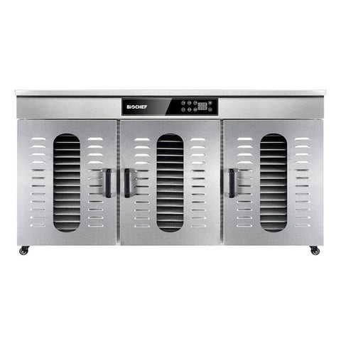 BioChef Commercial 48 Tray Digital Food Dehydrator front closed