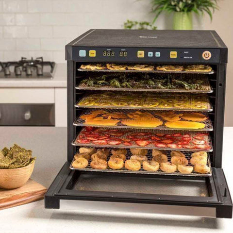 BioChef Savana Dehydrator 12 Trays lifestyle full