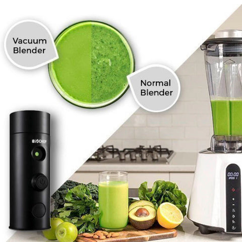 BioChef Vacuum Blending Accessory lifestyle
