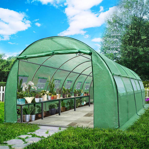 Greenfingers Tunnel Greenhouse 6m x 3m x 2m igloo greenhouse