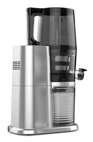 Hurom H34 'One Stop' Cold Press Juicer Platinum rear