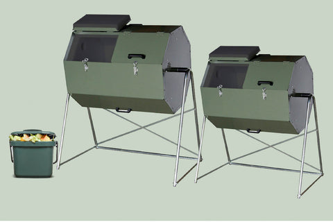 Joraform 'Little Pig' Rotational Composter - 125L comparison