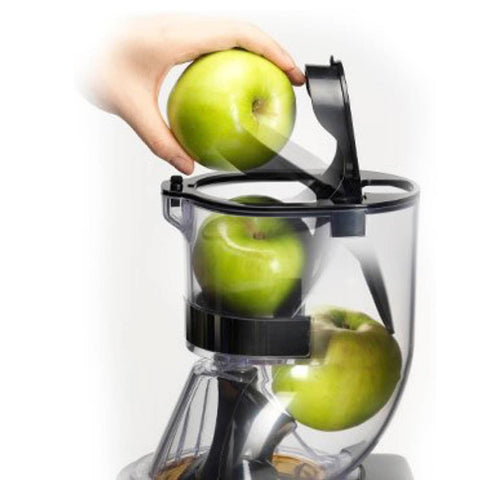 Kuvings-CS600-Commercial-Juicer-Silver-CS600-apples
