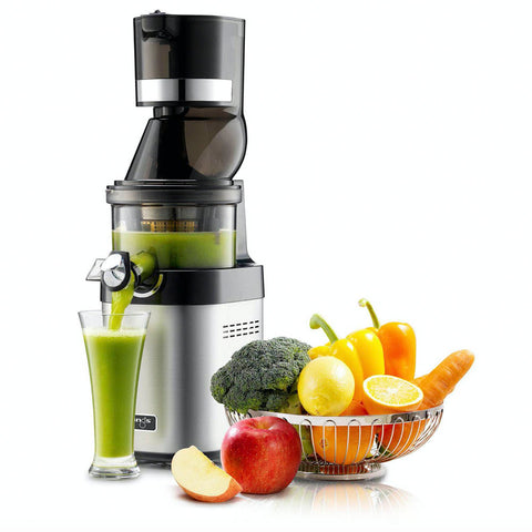 Kuvings-CS600-Commercial-Juicer-Silver-CS600-produce