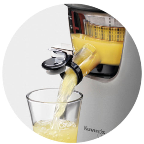 Kuvings-E6000-Juicer-Silver-E6000SV-smart-cap