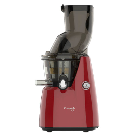 Kuvings-E8000-Professiona-Juicer-Red-E8000BG-side