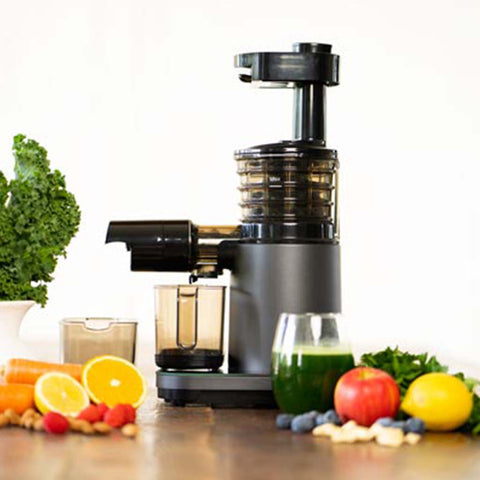 Torus Echo Twin Auger Cold Press Juicer in the kitchen