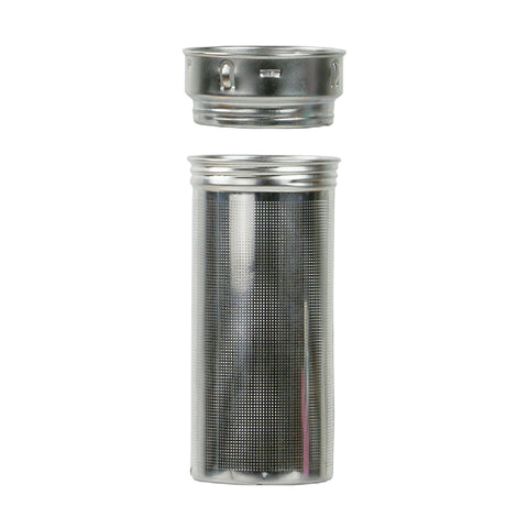 EcoVessel 'The Boss' TriMax Insulated Growler Bottle with Infuser - 1.9 Litre tea infuser