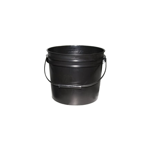 Black Pail Bucket 5L