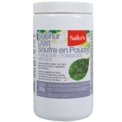 Safer's - Sulphur Dust (300G)