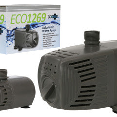 EcoPlus Adjustable Water Pump 291 (GPH)
