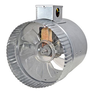 Suncourt - 2 Speed In-Duct Fan 160 / CFM 6""
