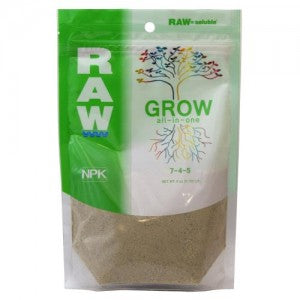 RAW - Grow All-In-One (2Oz)
