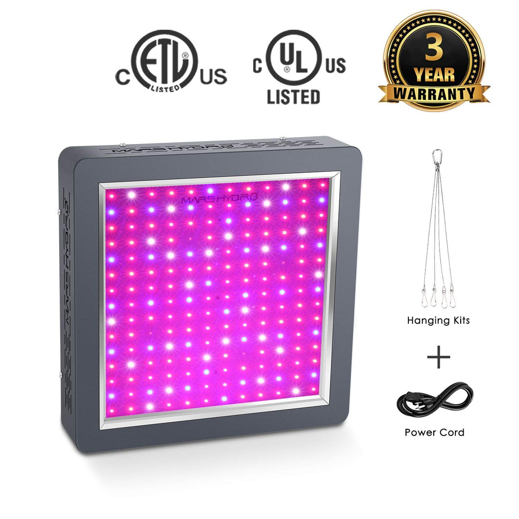 Mars II 400 LED Light